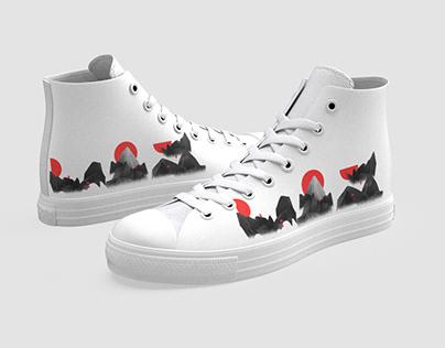 MAX CHALLENGE - Mount Fuji Shoes