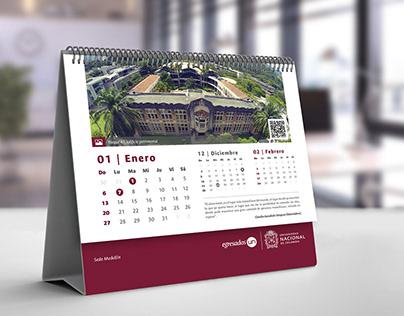 Calendario Egresados U.N. Sede Medellín 2019