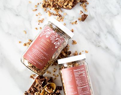 Sommer House Chocolate Granola