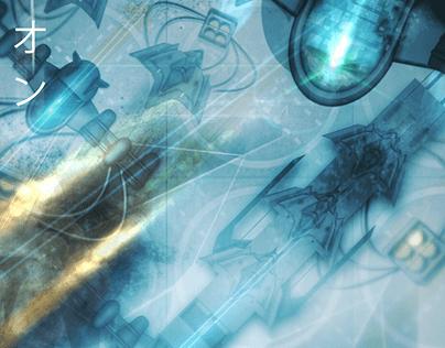ライオン CG BASED ON ART & CONCEPTS for The SpaceShips A_00