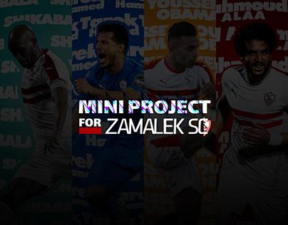 MINi PROJECT FOR ZAMALEK SC