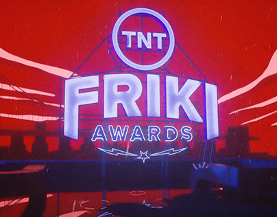 TNT friki awards