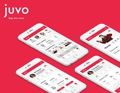 Juvo-Step into Music