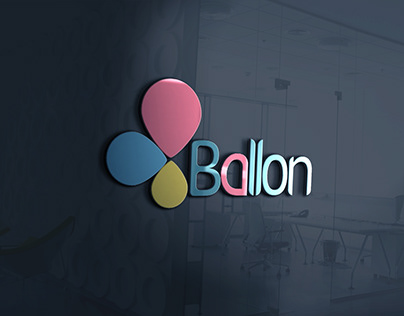 Ballon Logo Design