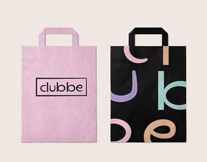 Loja Clubbe - Identidade Visual