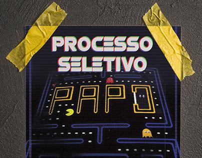 Processo seletivo Papo Design 2018