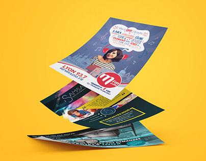 Flyer Folio