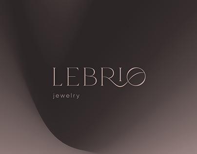 LEBRIO JEWELRY BRANDING