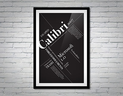 Expressive Type Posters