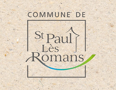 Identité - Ville - St Paul Lès Romans