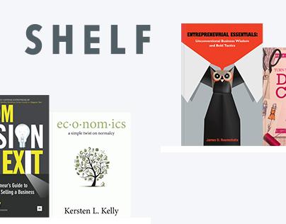 Shelf by Legimi