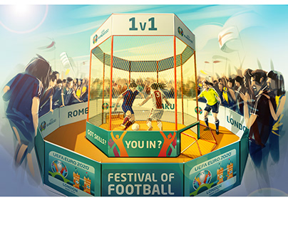 FIFA 2020 London Events Proposal