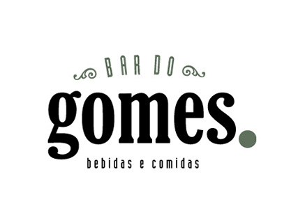 Bar do Gomes - Branding Project