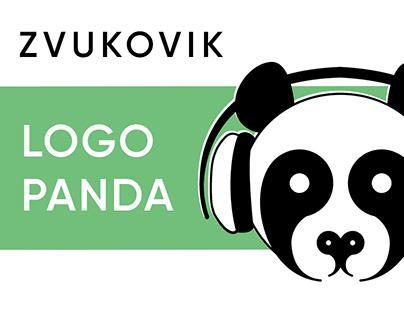 Logo Panda – Zvukovik.by