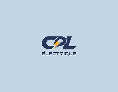 CPL Logo Design