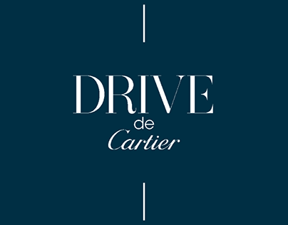 Drive by Cartier