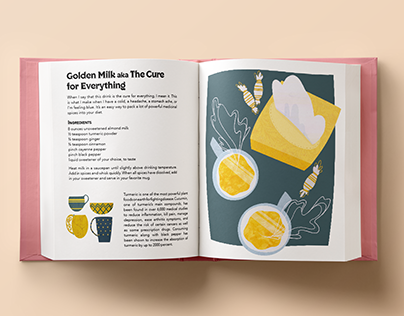 The New Growth Recipe Book