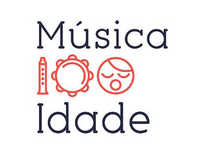 Música100Idade | Brand Development