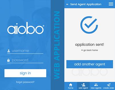 Aiobo - App Design, App Development, UI/UX Design