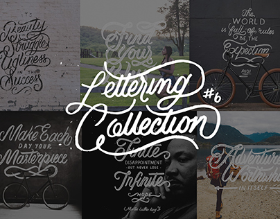 Lettering Collection #6