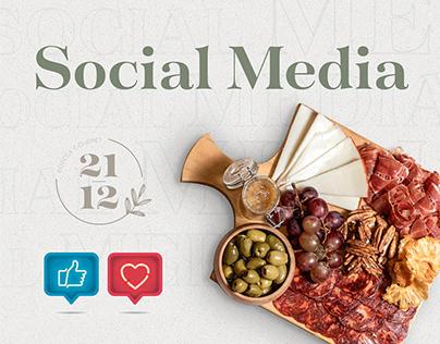 21.12 Bodega Gourmet - Social Media