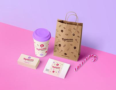 Brandbook for Candy Shop
