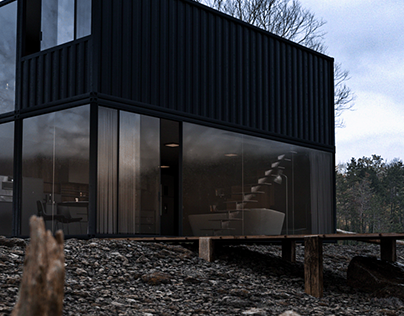 CGI - Container House