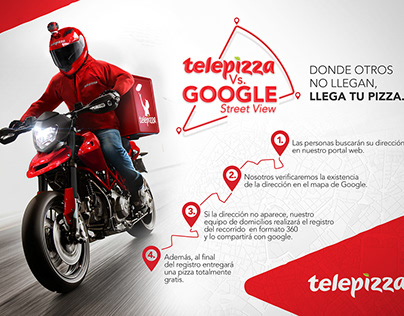Telepizza Vs Google