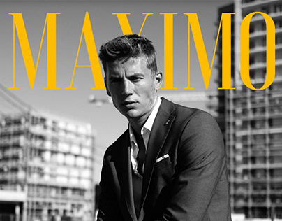 Maximo editorial - invest in style