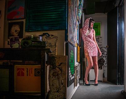Portraits of Julianna