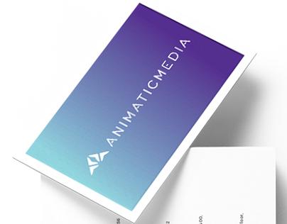 Animaticmedia - Brand Identity