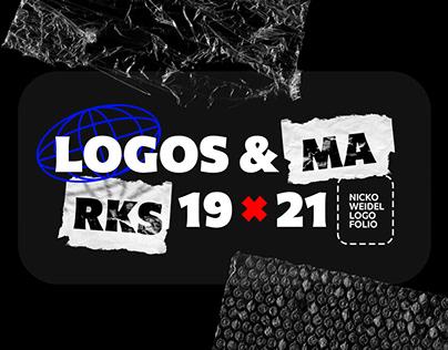 Logofolio 19 × 21