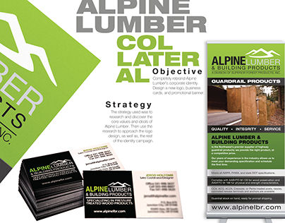 Alpine Lumber & Building Products | Collateral