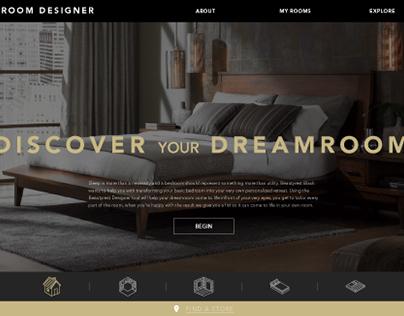Beautyrest Black Bedroom Designer Tool