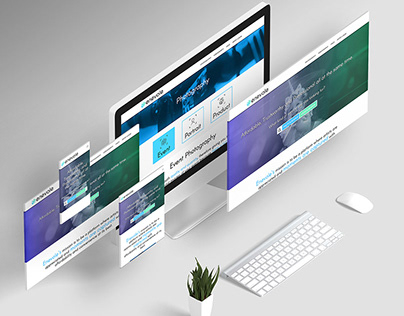 LOGO REDESIGN AND WEBSITE FOR ENEVOLE