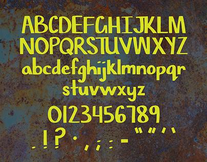 Chisel Mark Font - Download for Free!