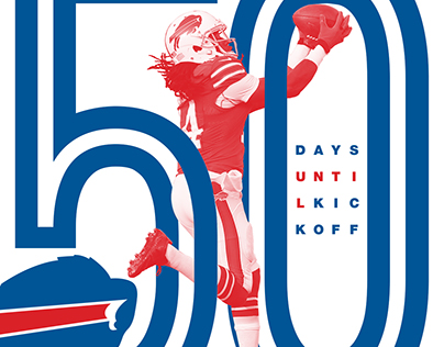 50 Days to the Season.