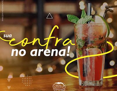 Social Media // Arena Camarão