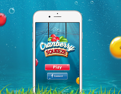 Game Design Cranberry Squeeze