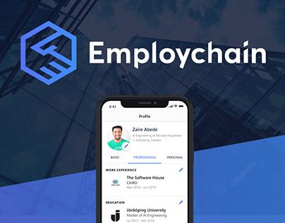 Employchain, Blockchain Branding