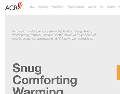 ACR Brand / Website Style