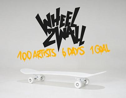 Wheel2Wall