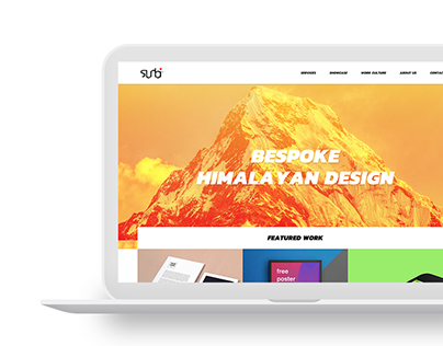 UI Design - SunBi Design Studio