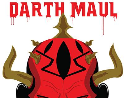 Darth Maul T-shirt - Snap