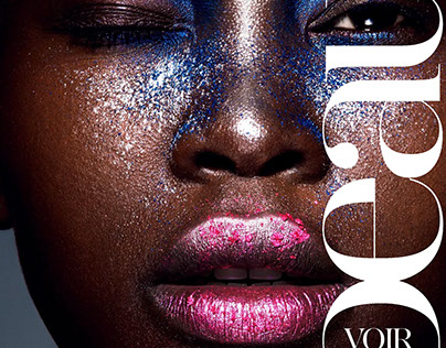 Beauty intro- VOIR MAGAZINE