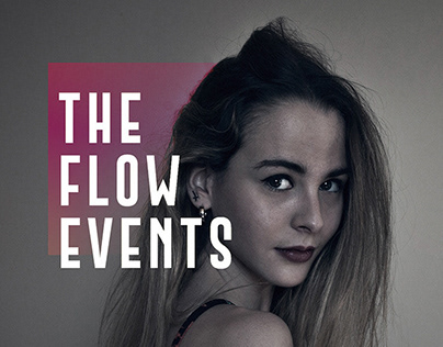 Branding of the Flow events.