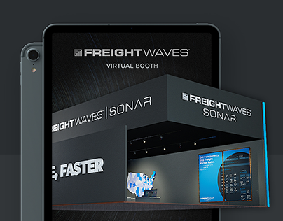 FreightWaves Virtual Booth Experience