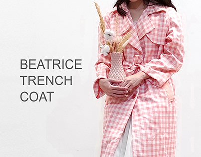 Beatrice Trench Coat