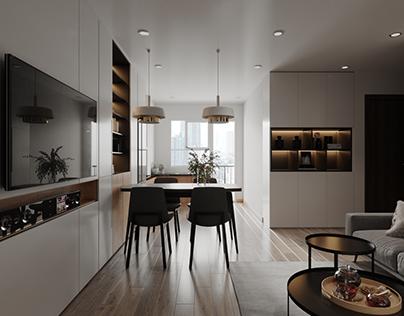 Xala Apartment By Chill Studio
