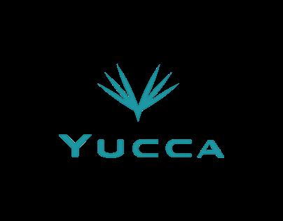 Yucca Logo and Webdesign